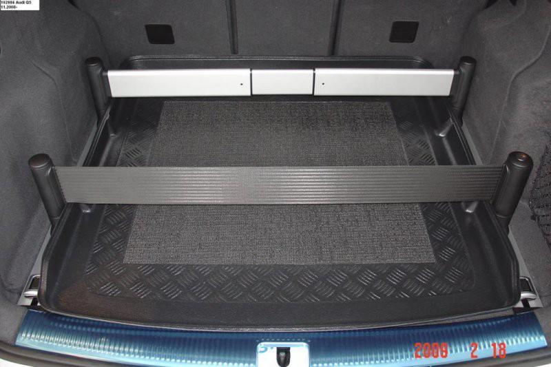 kofferraumwanne f r audi q5 4x4 2008 f r modelle mit. Black Bedroom Furniture Sets. Home Design Ideas