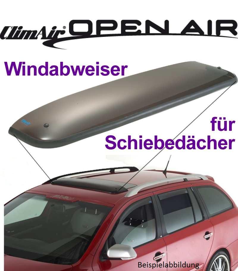 Windabweiser für Volkswagen VW Touran 1T GP Facelift 2006-2010 Van Kombi 5türer